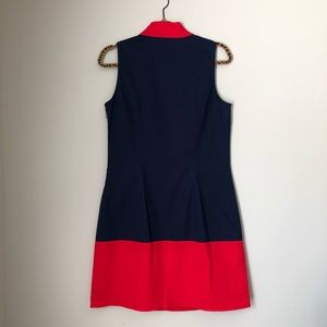 Sail to Sable Dresses - Sail To Sable Colorblock Sleeveless Sundress